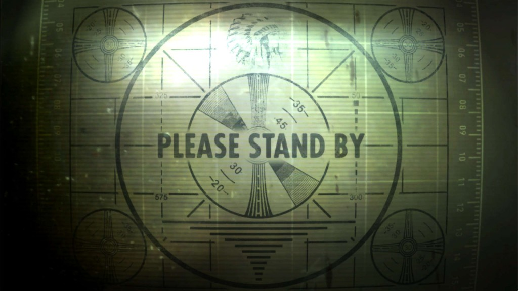 Fallout 4 Please stand by