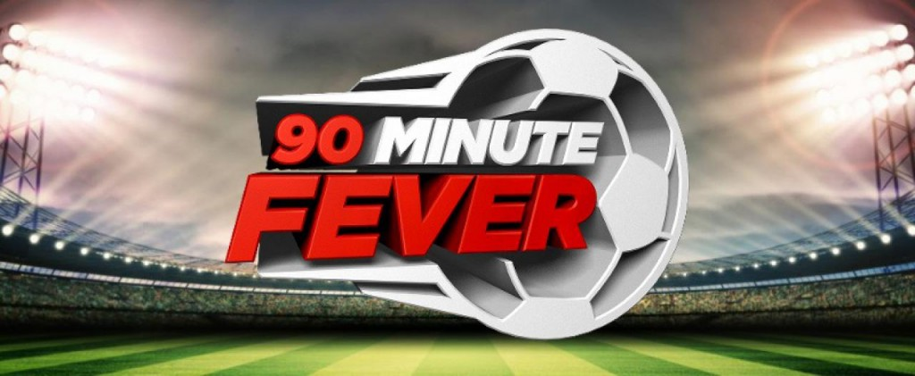 Das Logo von 90 Minute Fever