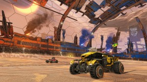 Rocket League DLC Chaos Run