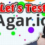 Agar.io Lets Play / Lets Test