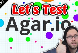 Agar.io Lets Play / Lets Test