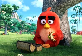 Angry Birds Movie Teaser Trailer Deck The Hall