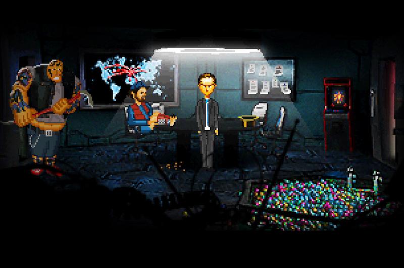 Neo Magazin Game Royale - Screenshot 1