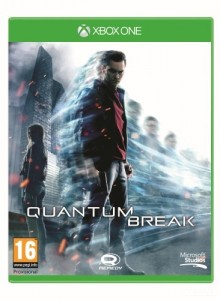 Quantum Break Box Xbox One