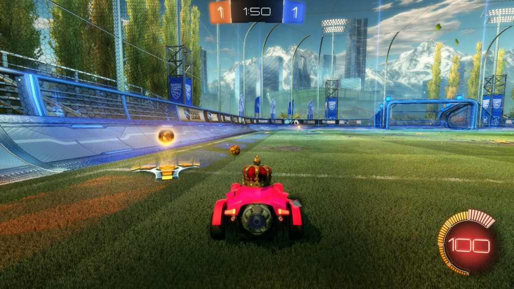 Rocket League Tipps und Tricks Boost