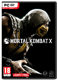 Mortal Kombat X PC Box
