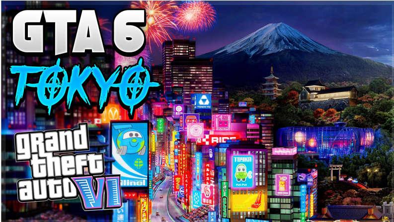 GTA 6 Tokyo