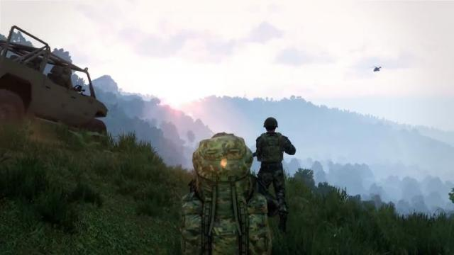 Arma 3 Apex Steam Charts