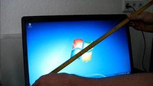 Display Gaming Laptop