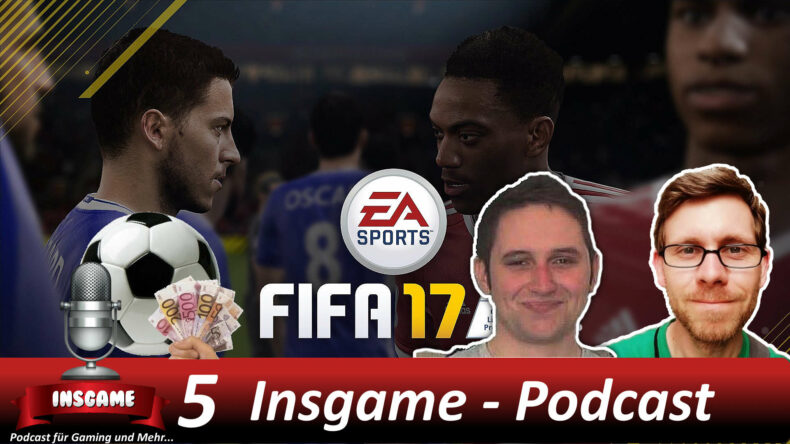 Insgame Gaming Podcast #005 Sport Fussball