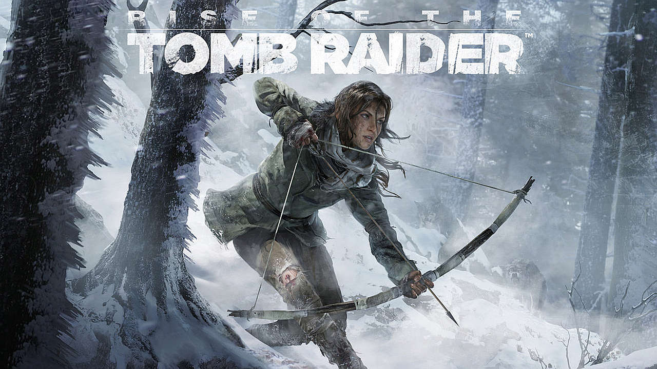 Beste PC Spiele 2016 Rise of the Tomb Raider