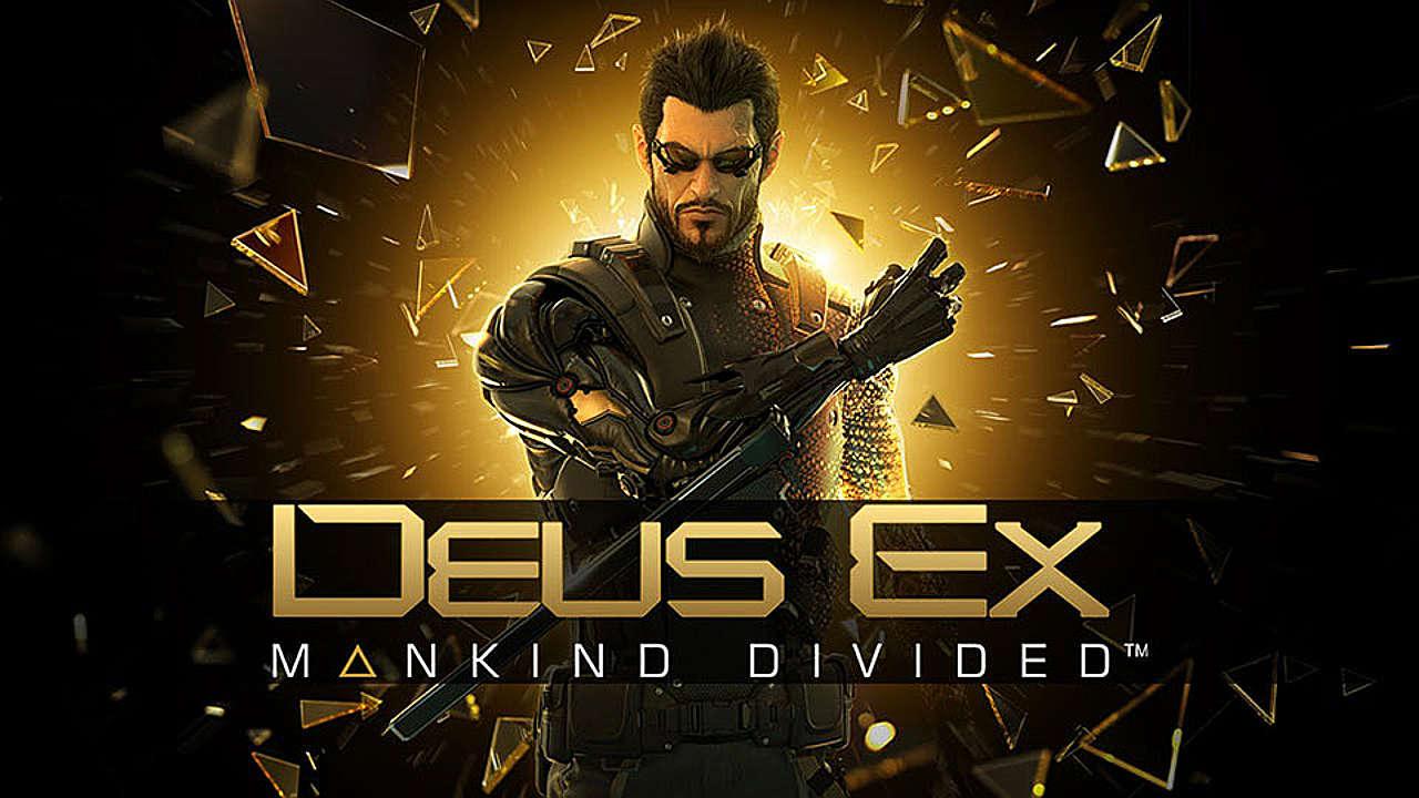 Beste PC Spiele 2016 Deus Ex Mankind Divided