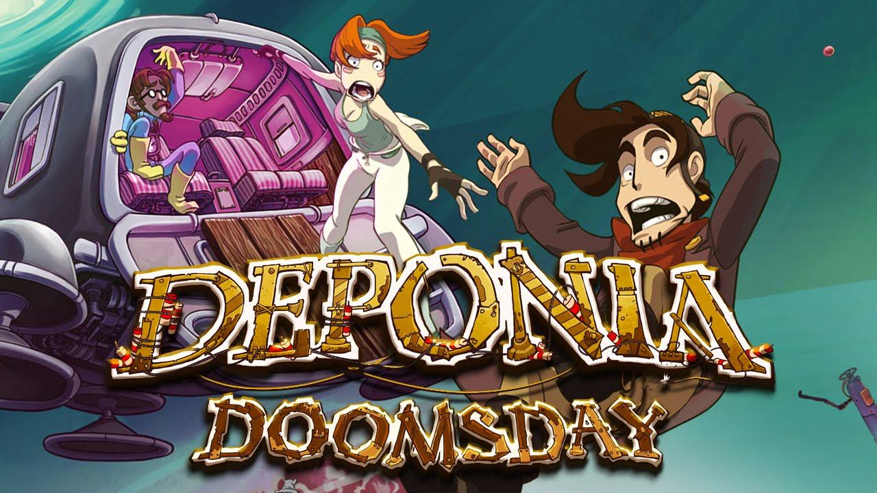 Beste PC Spiele 2016 Deponia Doomsday