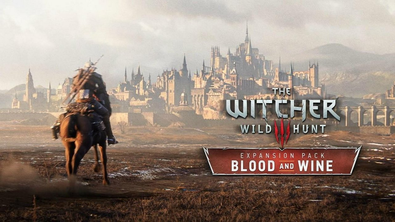 Beste PC Spiele 2016 The Witcher 3: Blood and Wine