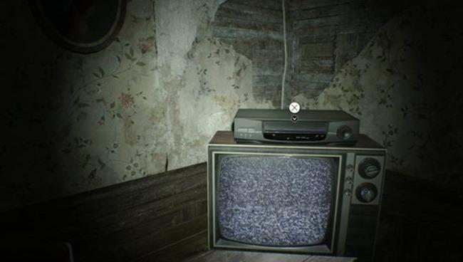 Resident Evil 7 VHS