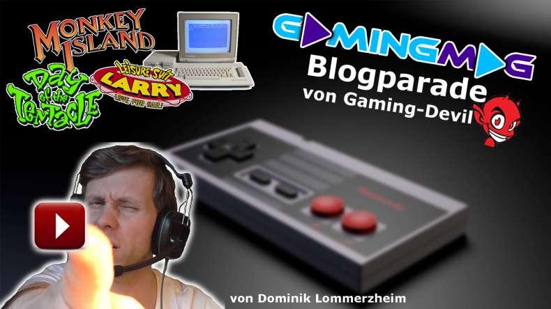 Blogparade Dominik Lommerzheim Gaming Mag Wie ich zum Zocken kam