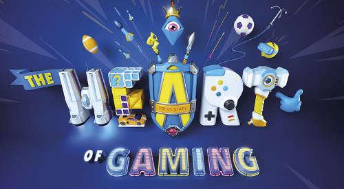 Gamescom 2017 Motto The Heart of Gaming