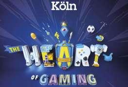 Gamescom 2017 Heart of Gaming Motto