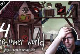 The Inner World 2 - Lets Play - LomDomSilver - Folge 4