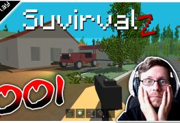 SurvivalZ Lets Play Folge 1 LomDomSilver