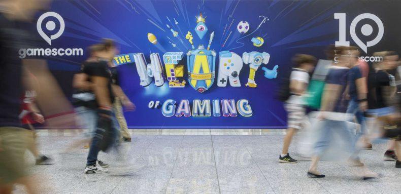 Gamescom Abendkarte