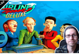 Airline Tycoon Deluxe Lets Play #09 LomDomSilver