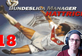 Bundesliga Manager Hattrick BMH Lets Play Folge 18 LomDomSilver