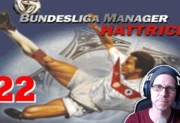 Bundesliga Manager Hattrick BMH Lets Play Folge 22 LomDomSilver